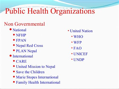 introduction  public health