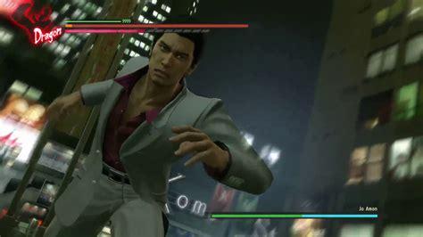 yakuza kiwami jo amon  destroyed  seconds