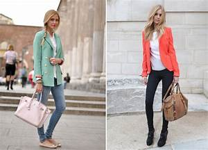 Wardrobe Essentials: How to Wear a Blazer (8 Different ...