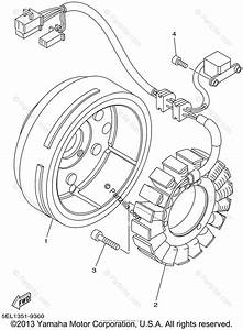 Yamaha Motorcycle 2002 Oem Parts Diagram For Generator