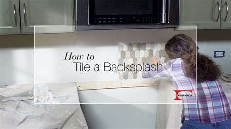 install  tile backsplash brought    formica