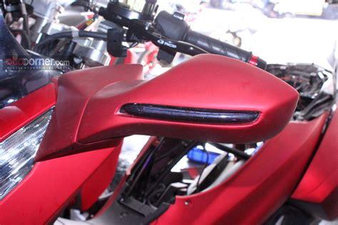 Pcx 2018 Modif Spion by Aksesoris Honda Pcx 150 Ala Yonk Jaya Motor Bandung Dari