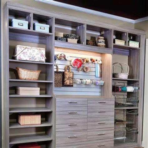 closets to go closets to go reach in craft closet organizer laundry and