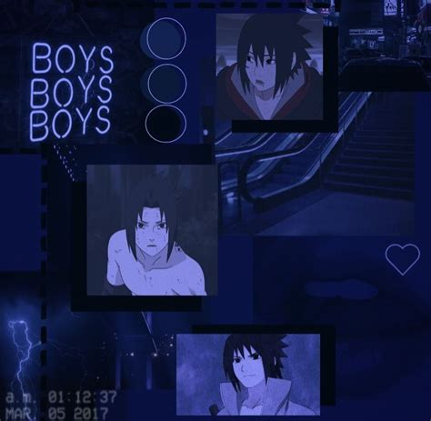 1,496 likes · 1,307 talking about this. Sasuke wallpaper🖤 in 2020 | Blue aesthetic, Sasuke ...