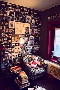 teen-romantic-photo-wall-ideas