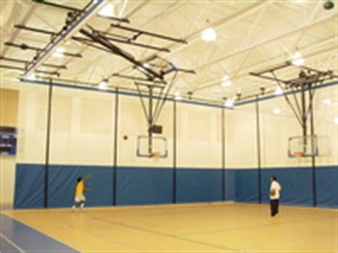 gymnasium divider curtains curtains blinds