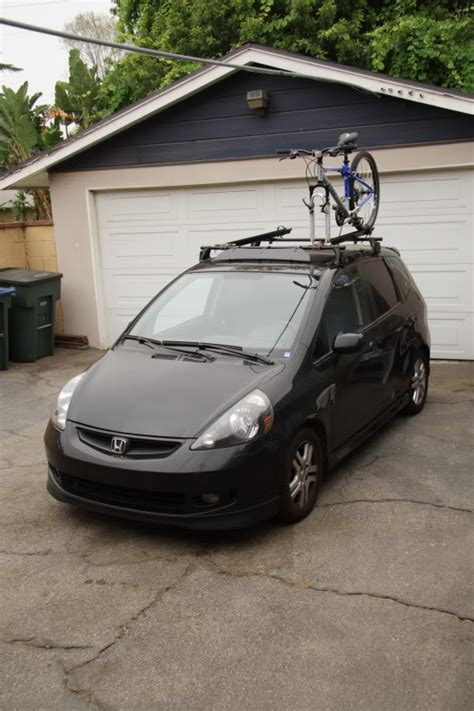 honda fit bike rack bike rack roof hitch thule yakima page 4 unofficial