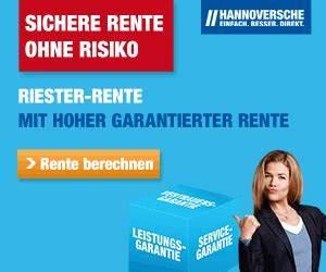 Riester Berechnen : private altersvorsorge lebensversicherung vergleich ~ Themetempest.com Abrechnung