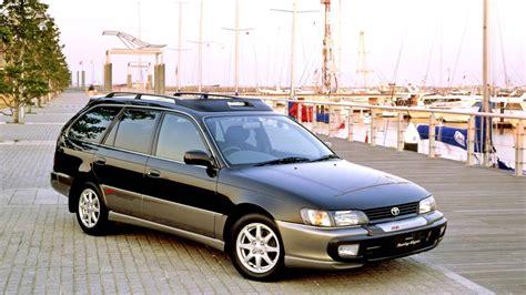 Toyota Corolla Touring Wagon Jp Spec '04 199706 2002