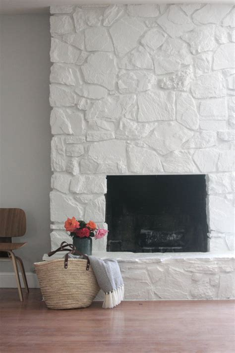 white fireplace paint how to painting the fireplace white greige design