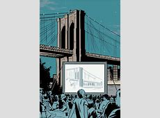 Adrian Tomine's 'New York Drawings' at powerHouse Books in