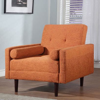 white bed kk18 orange chair by at home usa 13844
