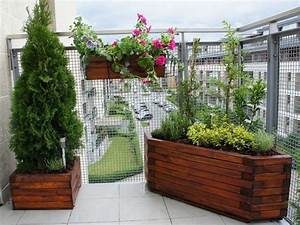 Welche Pflanzen Für Balkon : g rtnern auf dem balkon frische gestaltungsideen f r ~ Michelbontemps.com Haus und Dekorationen