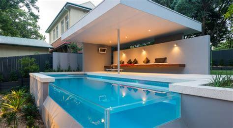 giardino con piscina foto giardini con piscina 24 idee molto chic e all