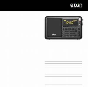 Page 2 Of Eton Radio Ngwsatb User Guide