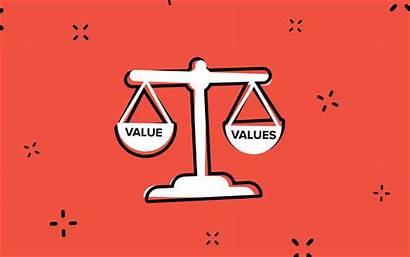 Values Value Balance Sienna Bs Saunders Marketing