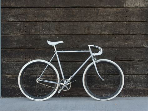 Peugeot Fixed Gear peugeot fixed gear conversion my new commuter and the