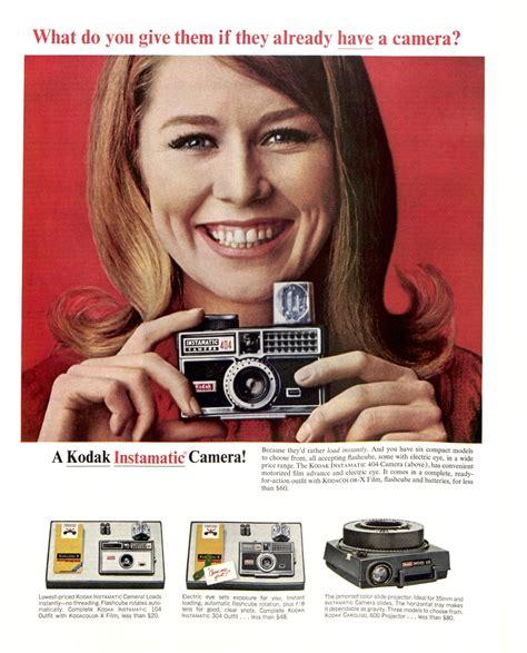 Kodak Cameras From 1901-1965