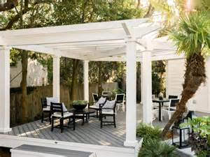 Tente De Jardin Pergola Acquaviva by Pergola Designs How To Build A Pergola Hgtv