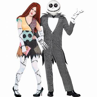 Nightmare Costumes Christmas Before Adult Couples Halloween