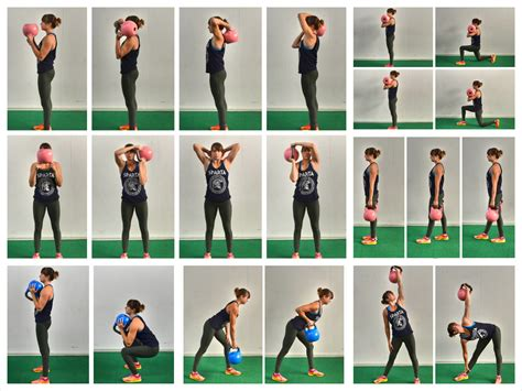 kettlebell exercises workout fitness kettle bell kettlebells body core moves strength leg using routine redefining redefiningstrength