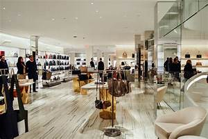 inside the brand new beautiful barneys new york downtown With flooring stores nyc
