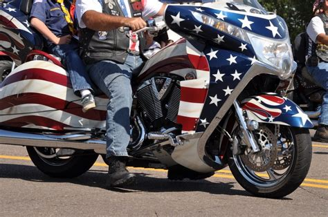 patriotic motorcycle wwwkandgcyclescom cool