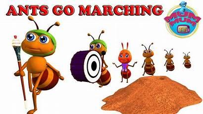 Ants Marching Clipart Song Lyrics Nursery Mum