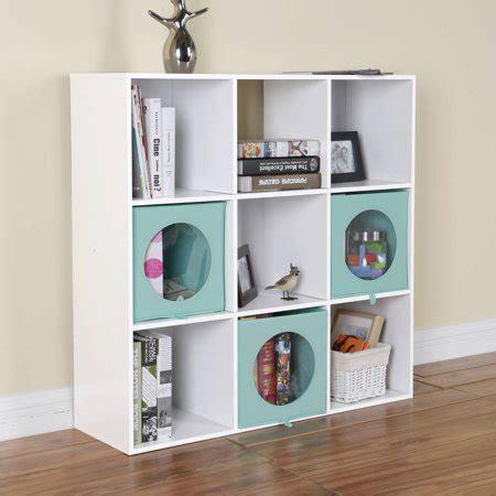 walmart shelf organizer 9 cube storage organizer walmart