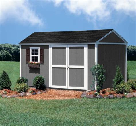sears sheds 10 x 12 amhurst 10 x 12 storage building with floor by