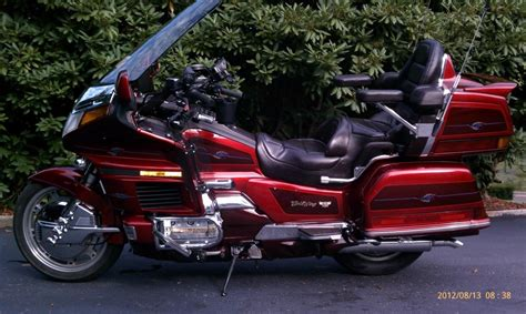honda goldwing 1500 1996 honda gl1500 gold wing se moto zombdrive