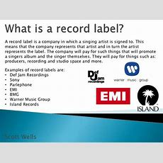 What Is A Record Label