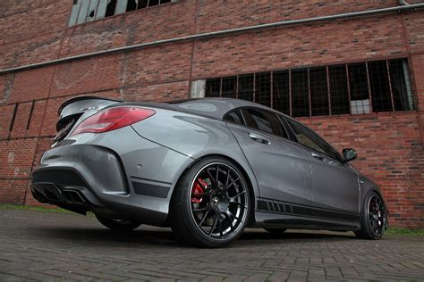45 amg tuning facelifted mercedes amg 45 gets horsepower injection