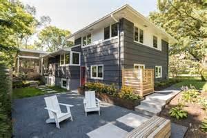 tri level house plans exterior paint ideas for split level home search