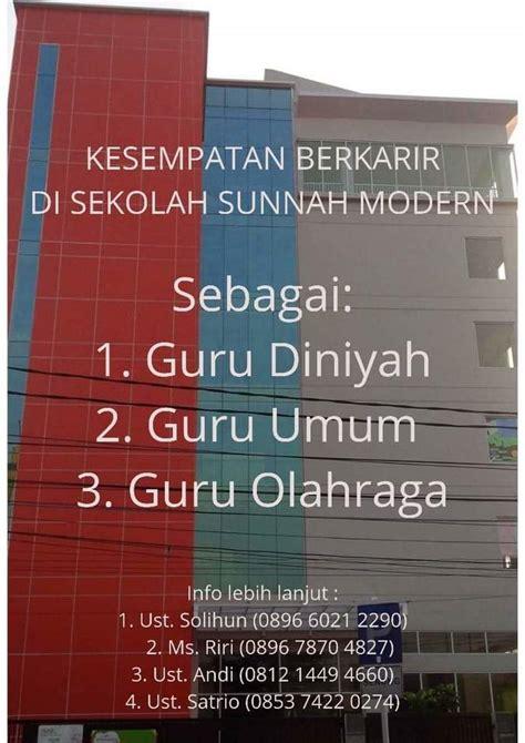 Lowongan kerja serta gaji tki jepang. Lowongan Kerja Guru Di Jakarta Timur - Seputaran Guru