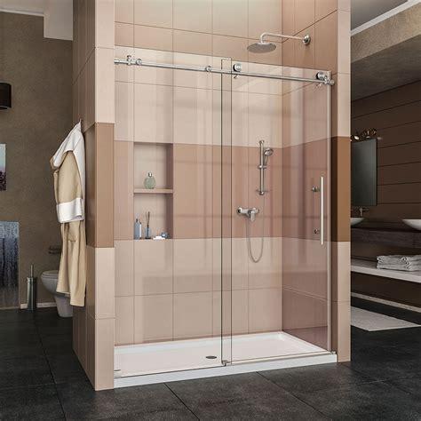 sliding shower doors  simple toilet