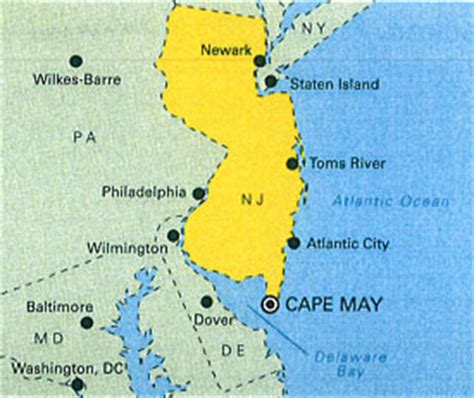 Where to retire: Cape May, New Jersey | Great Family Vacations