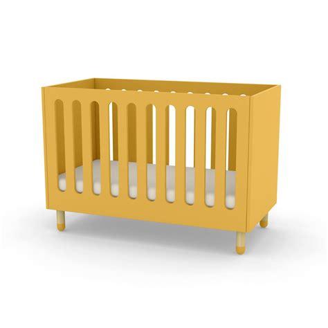 lit b 233 b 233 224 barreaux jaune flexa play mobilier smallable