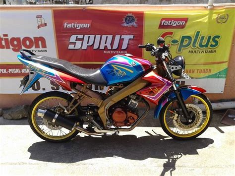 New Vixion Thailook Style by Gallery New V Ixion Modifikasi Terkeren Ndeso94 Dot