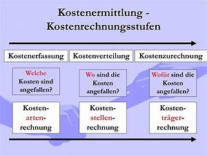 Kosten Rechnung : kostenrechnung ppt herunterladen ~ Themetempest.com Abrechnung