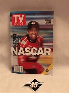 Tv Guide Kyle Petty February 17-23  2001
