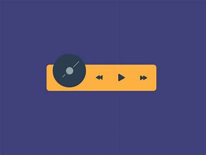 Player Dribbble Thank Animations Shot Vector Animation