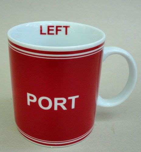 Boat Terms Left And Right by 41 Best Mugs Images On Coffee Mugs Coffee