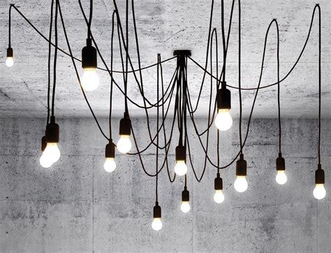 joseph cuisine design suspension maman 14 oules led incluses ampoules blanc
