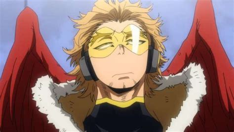 My Hero Academia Shows Off Hawks Quirk In Action