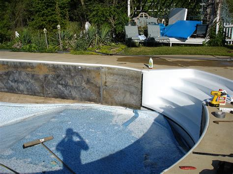 inground pool renovation cost pool productions photo gallery