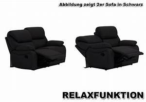 3er Sofa Mit Relaxfunktion : 16860027 ~ Bigdaddyawards.com Haus und Dekorationen
