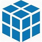 Cube Icon Data Icons 3d Block Database