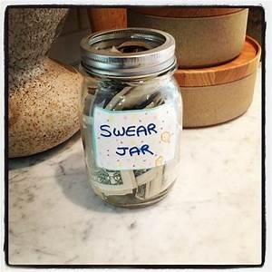 Swear Jar | NOW I CAN DO THAT! | Pinterest
