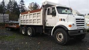 2000 Sterling Lt7501 Medium Duty Dump Truck For Sale